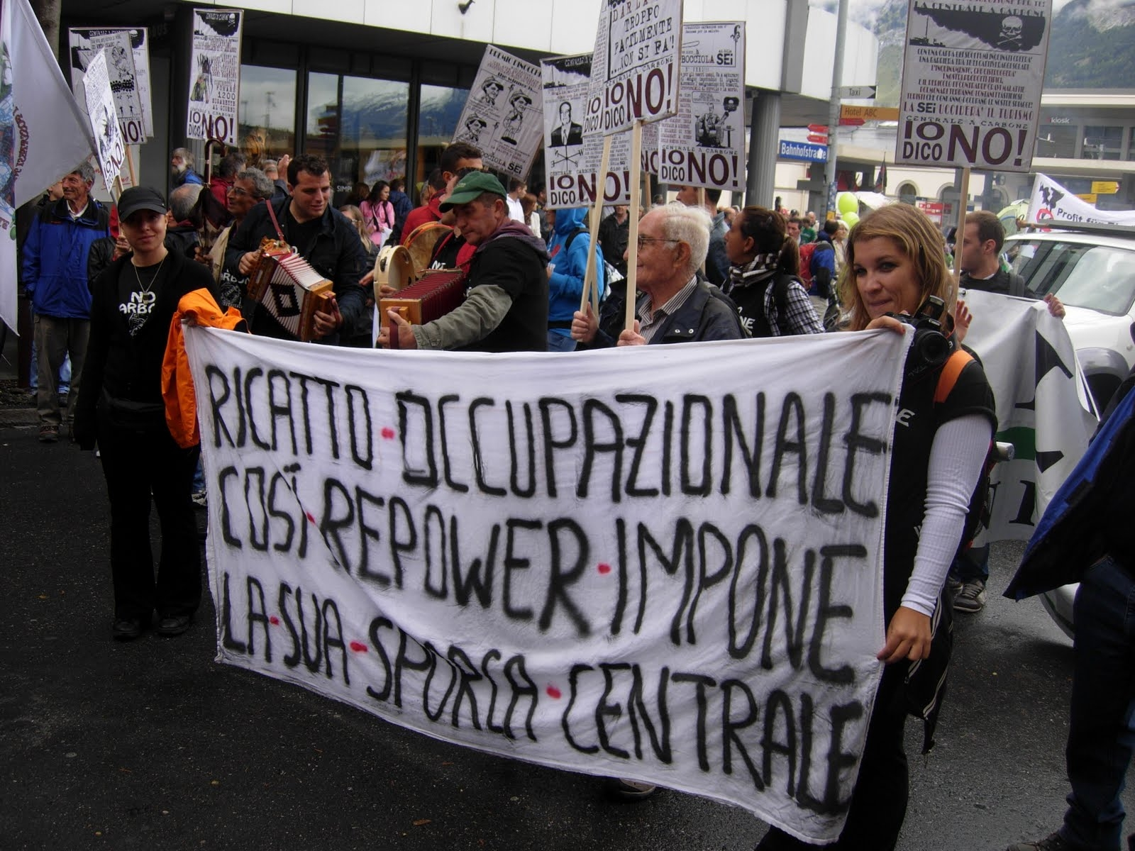 Comitato No al carbone