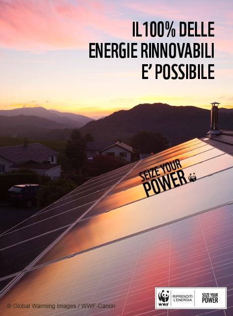 il futuro è rinnovabile