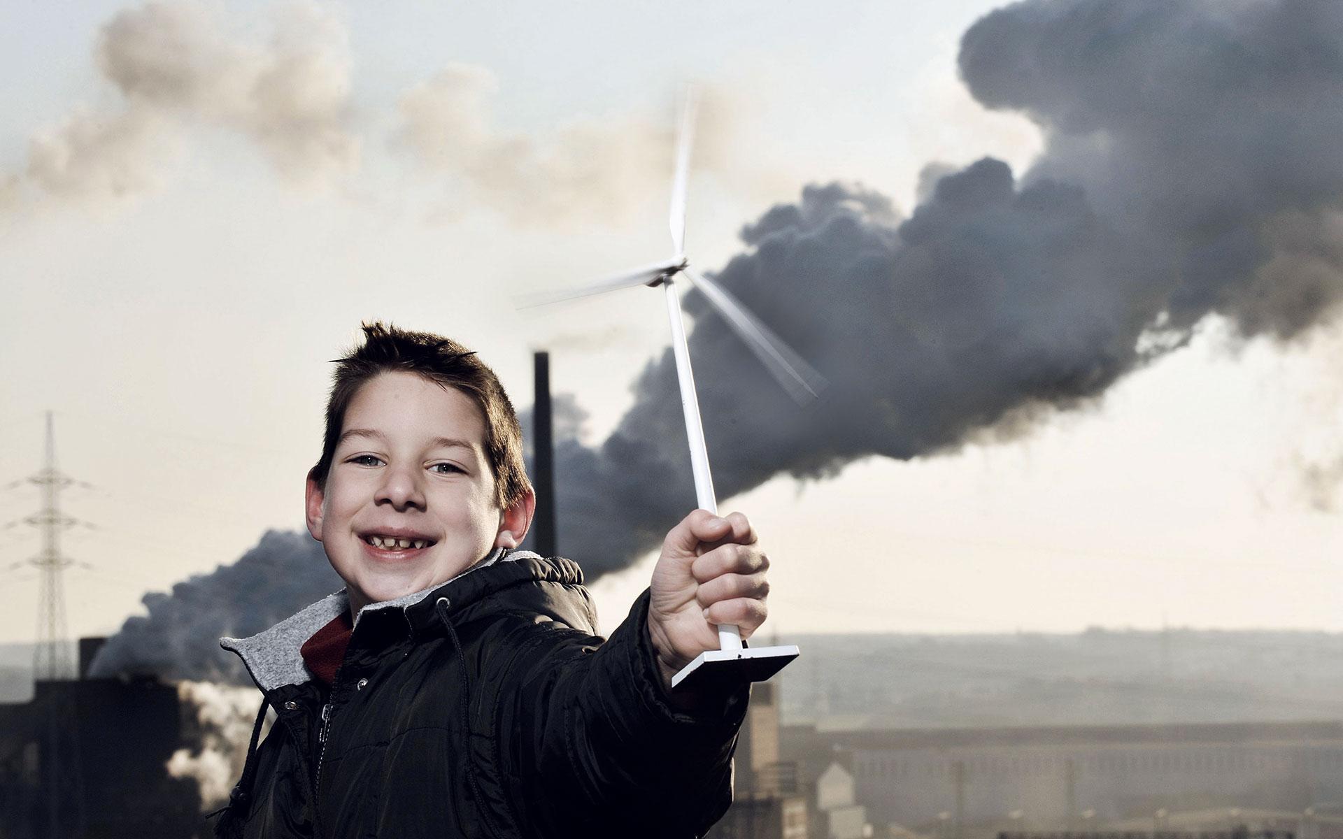campagna carbone wwf - si al futuro